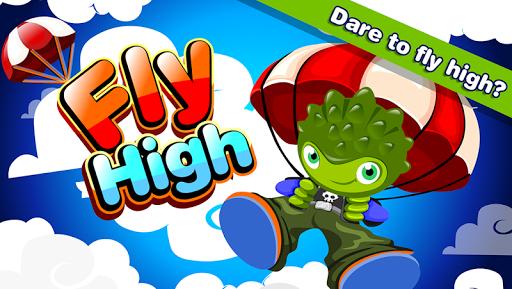 【免費街機App】Fly High-APP點子