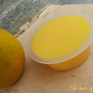 Orange Pudding – The story behind it….