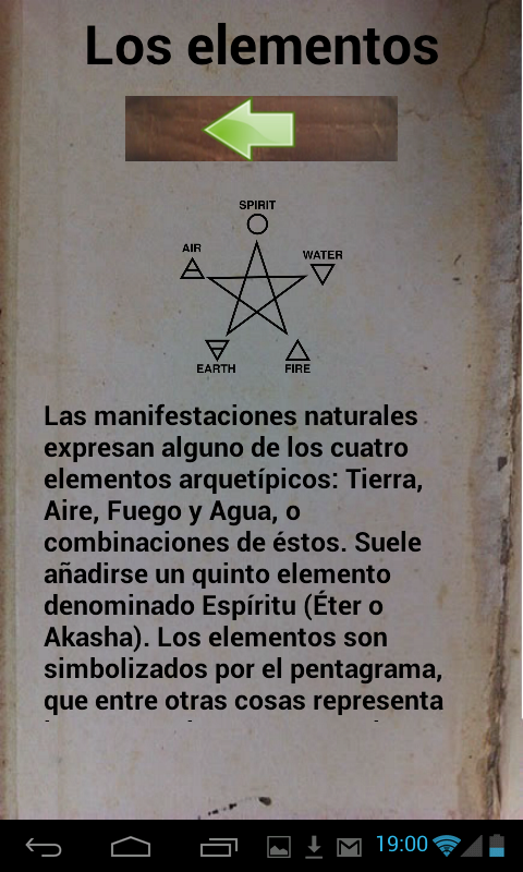 Magia Blanca - Hechizos y conjuros + info - Android Apps