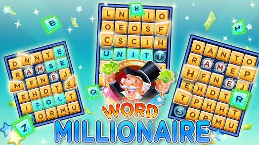WORD MILLIONAIRE™: WORD PUZZLE