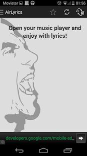 AirLyrics - Lyrics translation- screenshot thumbnail