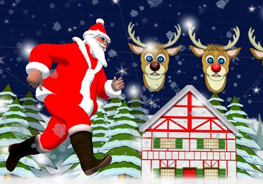 Santas Snow Run