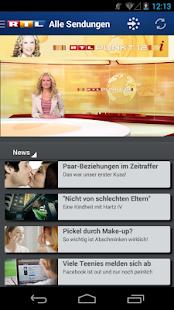 RTL INSIDE- screenshot thumbnail