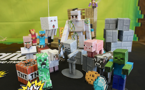 Minecraft Papercraft Studio- screenshot thumbnail