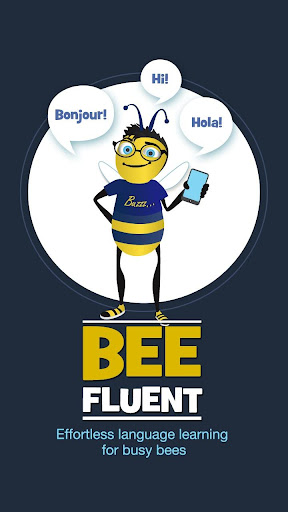 Bee Fluent - Language Learning