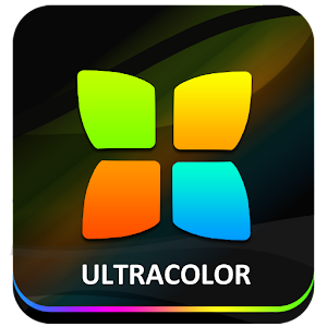 Next Launcher Theme UltraColor APK