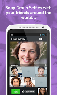 Camfrog - Group Video Chat - screenshot thumbnail