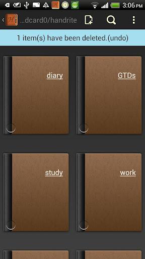 Handrite Notes Notepad Pro v1.83 APK