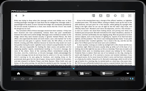 【免費書籍App】DNL eBook Reader-APP點子