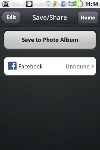 PicBeauty:Facebook,Twitter.etc - screenshot