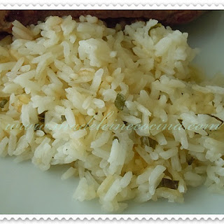 Greek Rice Recipe
