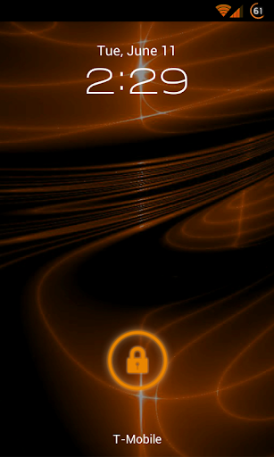 Orange Accent AOSP AOKP Theme