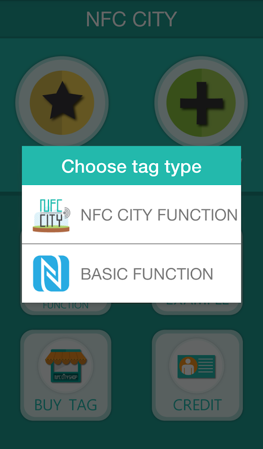 NFC City - screenshot