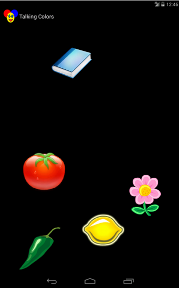 Kids Color Learning - screenshot
