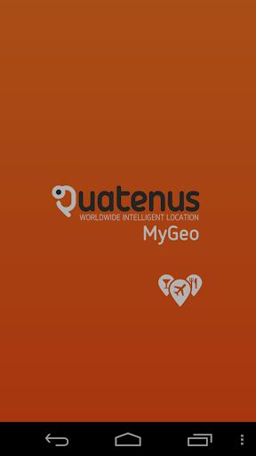 Quatenus MX MyGeo