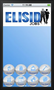 ELISID Jobs Application- screenshot thumbnail
