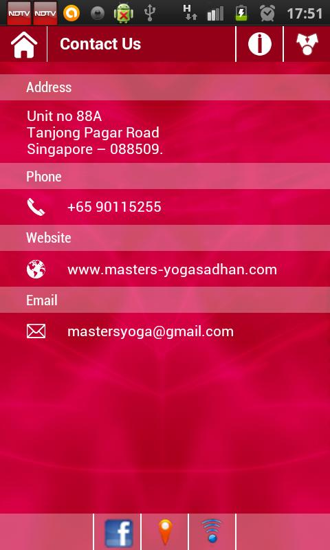 Masters Yoga Sadhan - screenshot