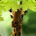 Giraffe HD Parallax LWP Free