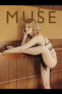 MUSE Magazine- screenshot thumbnail