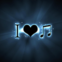 I Love Music logo