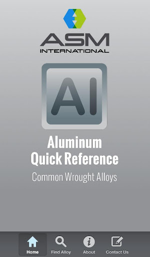 Aluminum Quick Reference