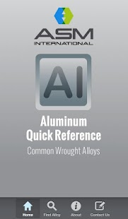Aluminum Quick Reference - náhled