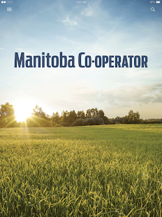 Manitoba Co-operator- screenshot thumbnail