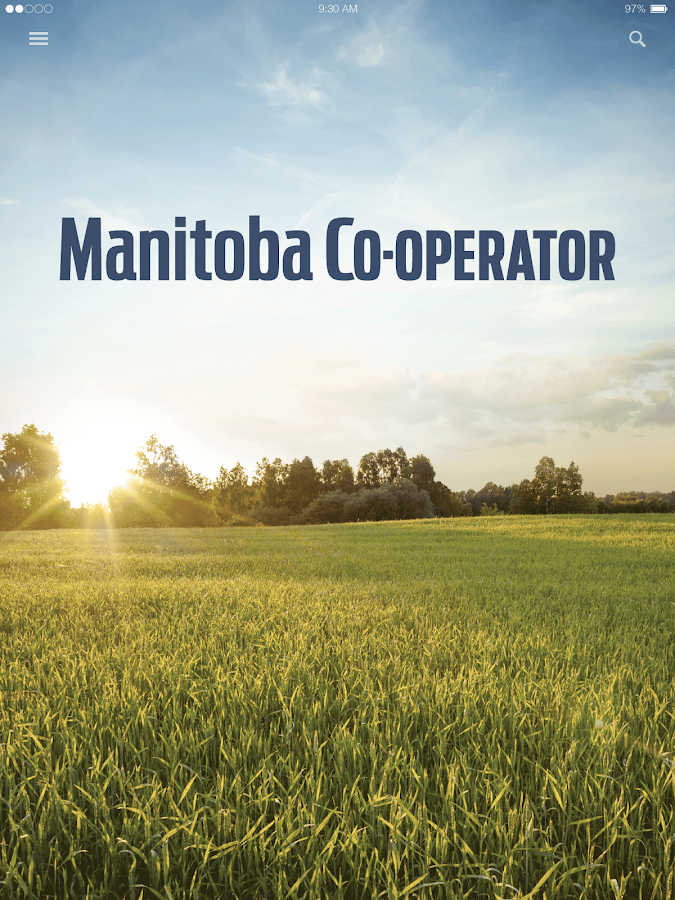Manitoba Co-operator- screenshot
