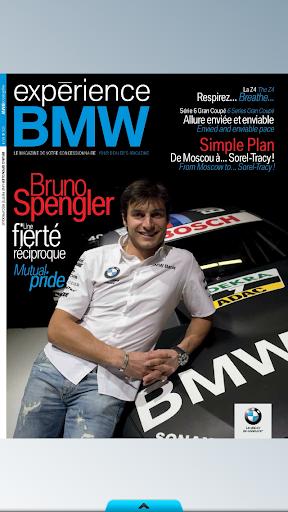 Experience BMW ParkAvenue