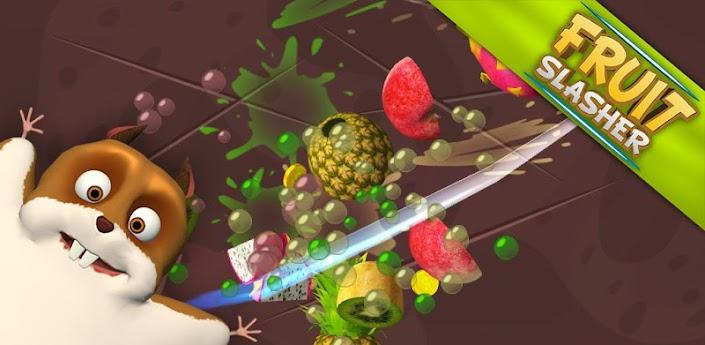 Fruit Slasher 3D - скачать игру-фрукторезка на телефон андроид