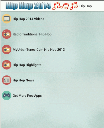 Hip Hop Music Radio 2014