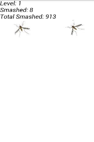 スマッシュ蚊