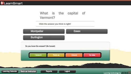 LearnSmart - screenshot thumbnail