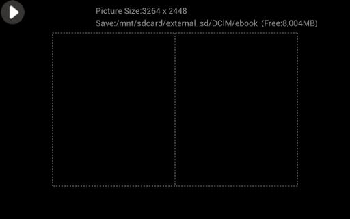 MotionCamera - book scan