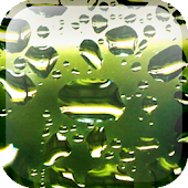 HTC One Rain Drops