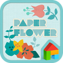 Paper Flower Dodol Theme icon