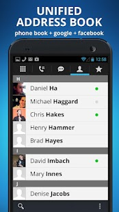 Talkatone free calls + texting - screenshot thumbnail