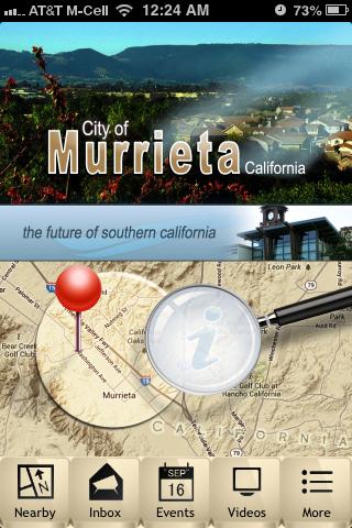 CityByApp® Murrieta