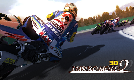 3D Turbo Moto 2 - screenshot thumbnail