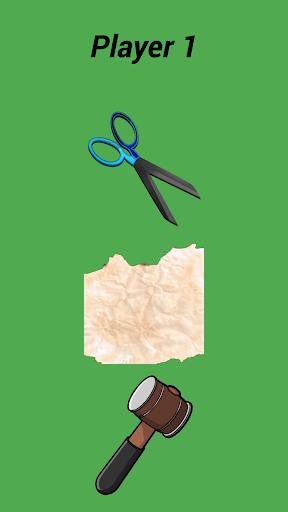 SPaperR - Scissor Paper Rock