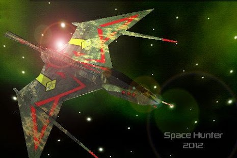 Space Hunter 3D Lite - screenshot thumbnail