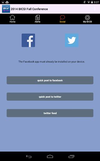 【免費商業App】BICSI Fall 2014 1.00-APP點子