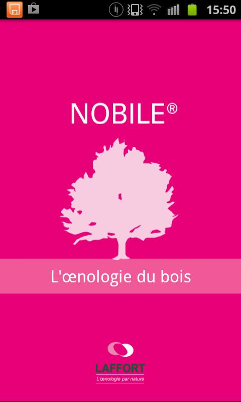 Nobile ® – Capture d'écran