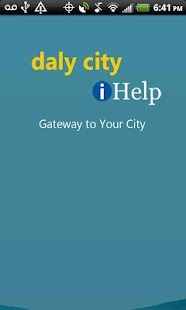 Daly City iHelp - screenshot thumbnail