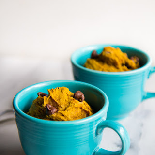 Small-batch Pumpkin Mug Muffins
