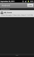 Screenshot of ABLACKLIST BLACKLIST