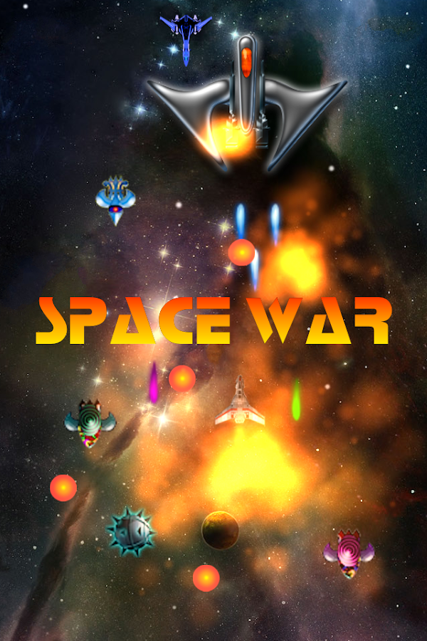 Space War Free- screenshot