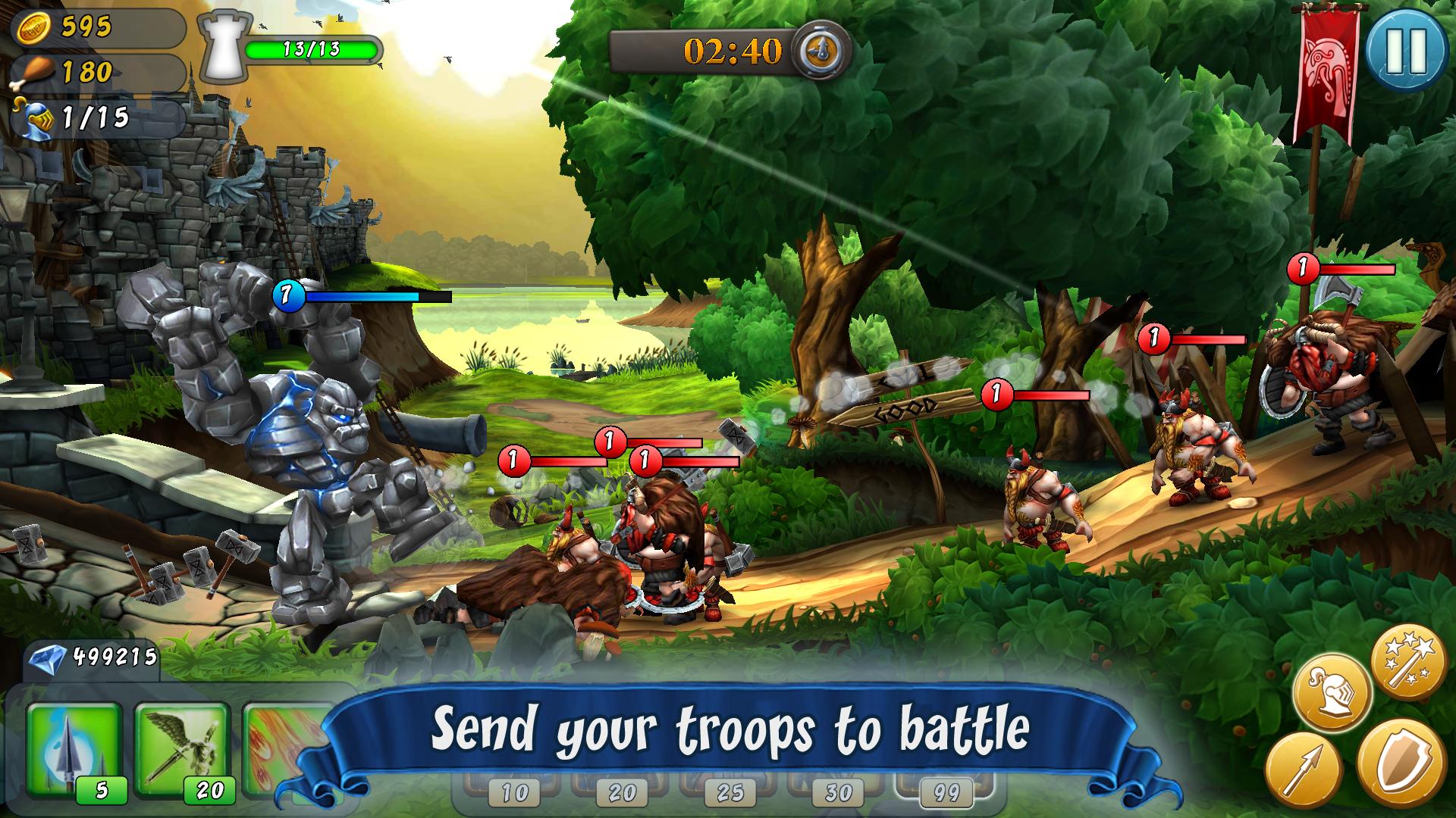 CastleStorm - Free to Siege screenshot #13