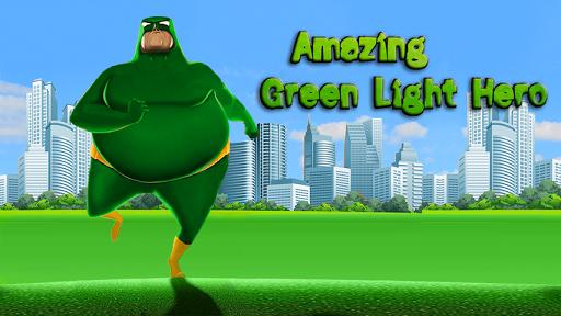 驚人的綠燈英雄