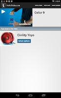 Screenshot of Yoyo Trick Videos and Store